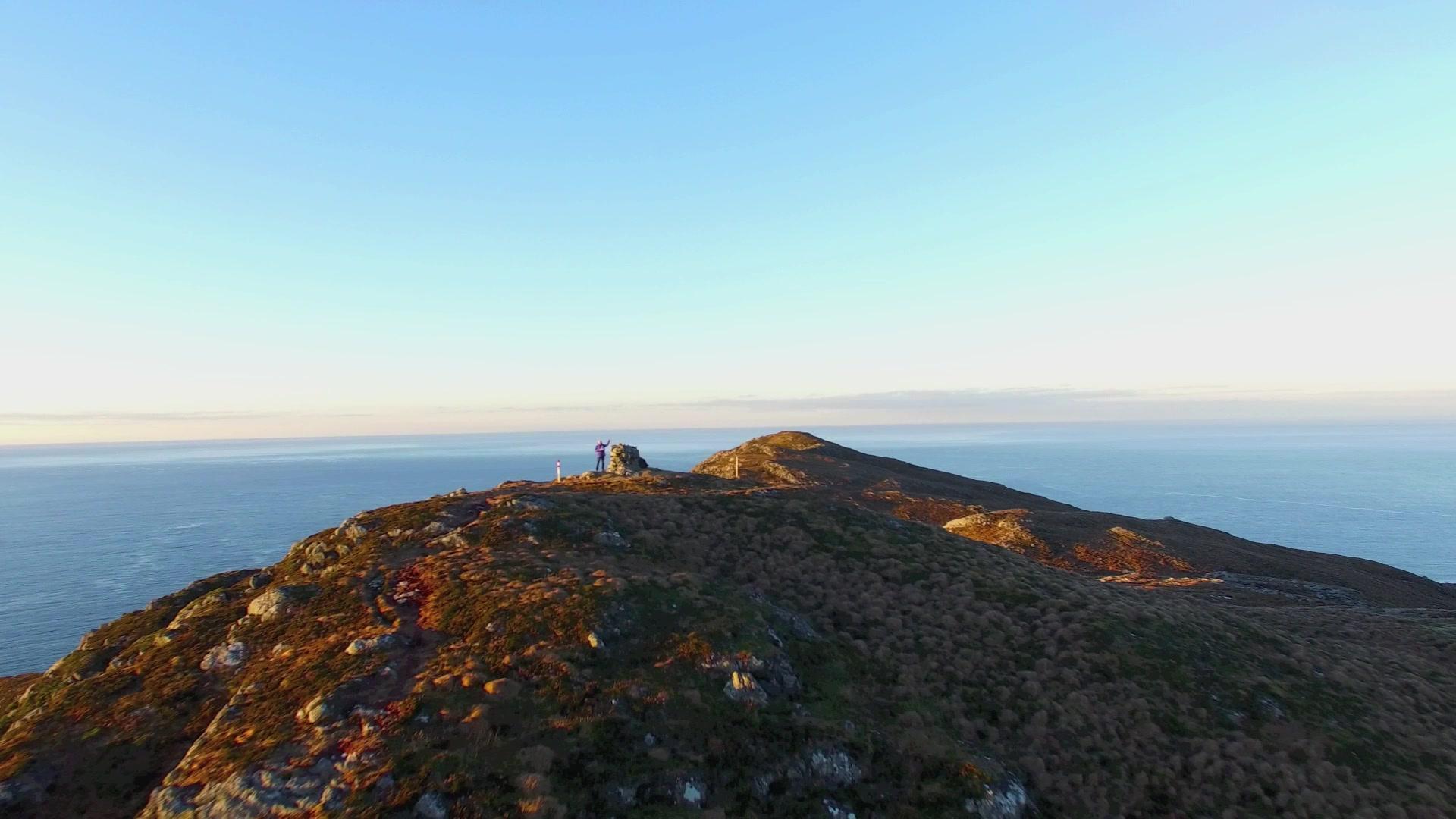 Sandsøya: Rinden
