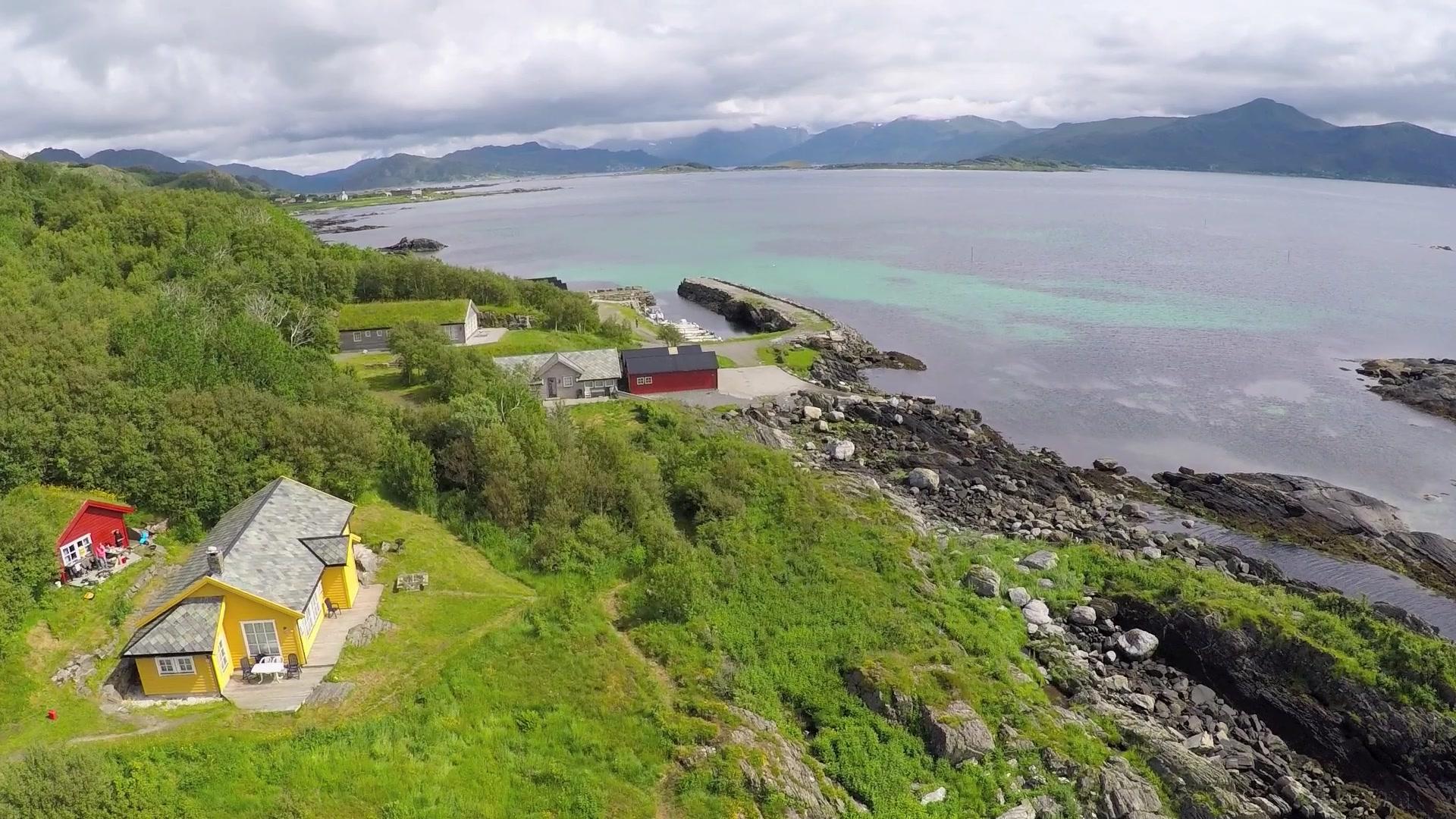 Skare, Sandsøya